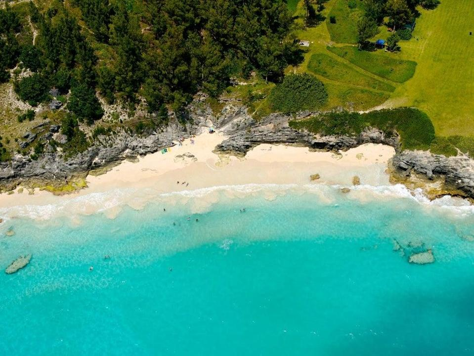 Bermuda is offering a visa for digital nomads (Bermuda)