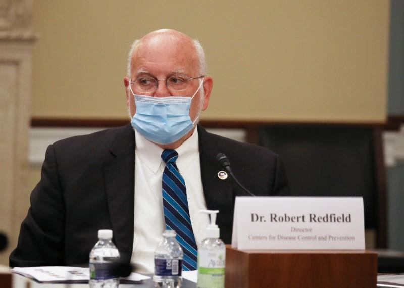 FILE PHOTO: Hearing on COVID-19 Response In Washington DC
