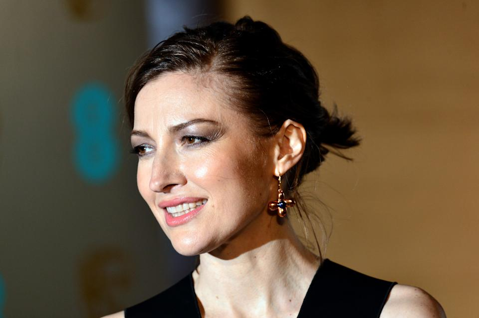 File photo dated 12/2/2017 of Kelly Macdonald who has said her portrayal of Princess Margaret is more fun than in Netflix's The Crown.