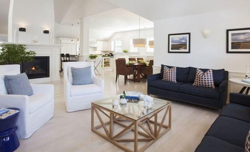 <p>Couples spend a good deal of time together talking on these retreats. Sitting in this cozy living room discussing podcast ambitions and how a pinch of cinnamon makes most dishes taste better is advised.</p>