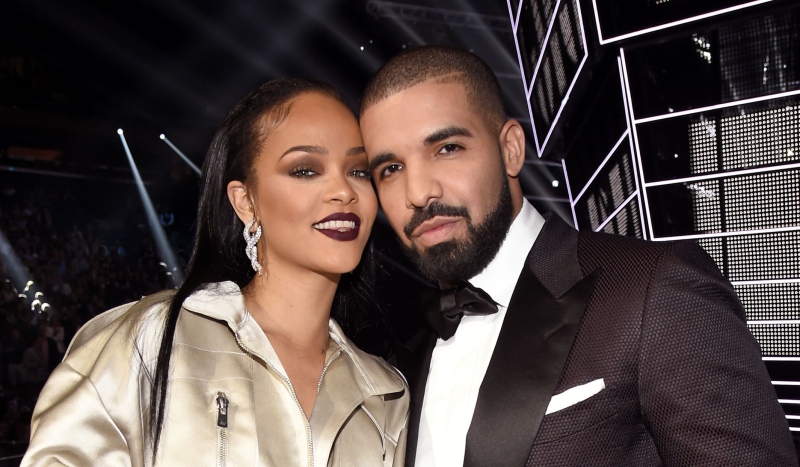Here's Exactly What Rihanna & Drake Discussed At His 33rd Birthday Party