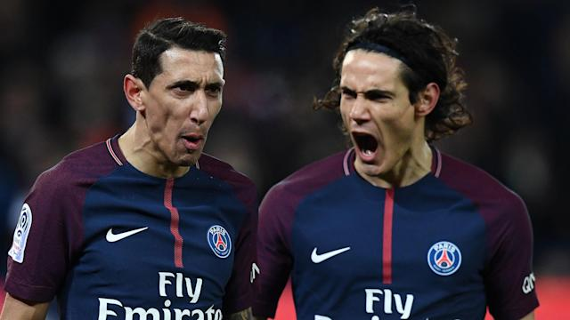 Angel Di Maria, Javier Pastore and Kylian Mbappe all featured on the scoresheet as the Ligue 1 champions recorded a 3-1 win at Parc des Princes