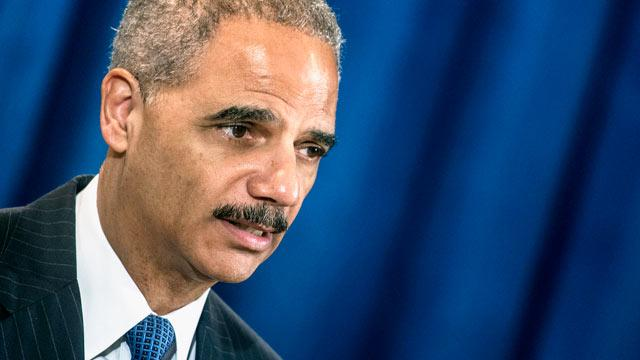 Eric Holder Worries About Obama, Looks Forward to Days When They Can Just Hang Out