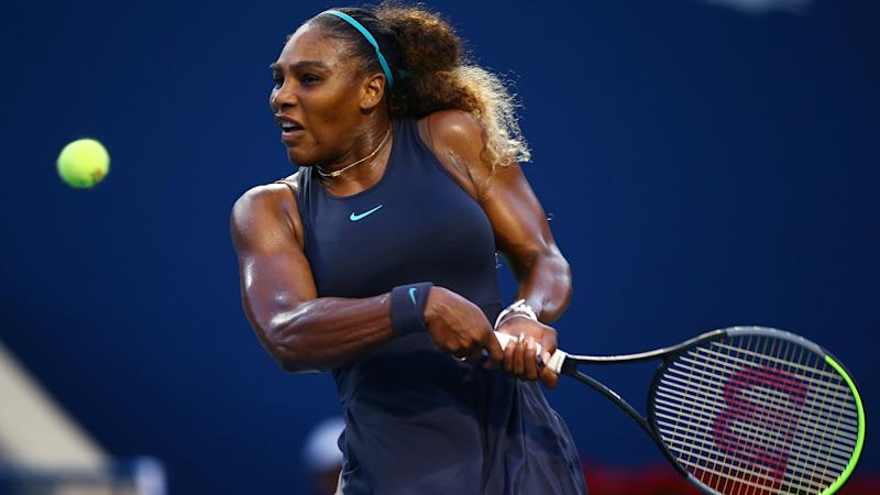 Serena pulls out of Cincinnati due to back injury