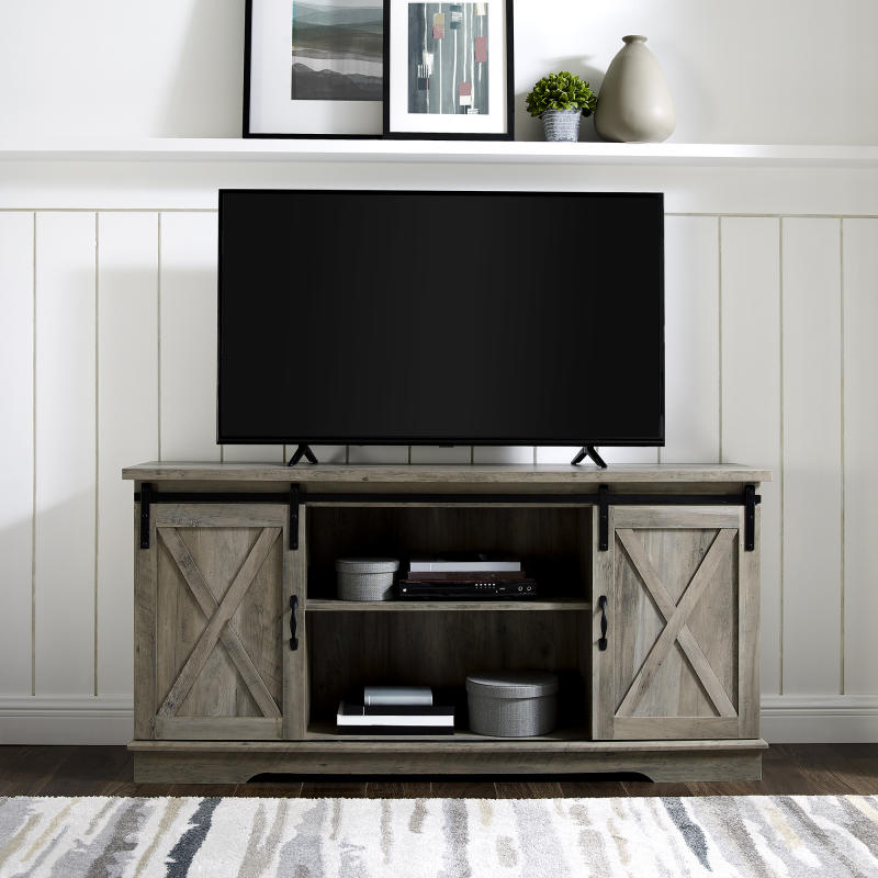 This stylish piece of furniture is the perfect accent for any living room. (Photo: Walmart)