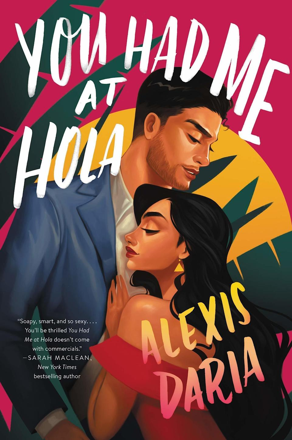 <p>A Libra will feel right at home with the bundle of contradictions that is the leading couple of Alexis Daria's <span><strong>You Had Me at Hola</strong></span>. Ashton, a telenovela superstar, is constantly using his natural charm to woo everyone he meets while trying to conceal a major secret in his private life. When he's cast opposite Jasmine, a soap star trying to rebuild her career after a public breakup, they're both stuck struggling with balancing the needs of their careers with their own personal wants and needs. That balancing act, along with their mutual compassion when their secrets start to come out, makes this a very Libra romance indeed!</p>