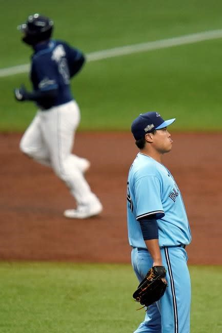 Over in a hurry: A couple bad days end MLB seasons