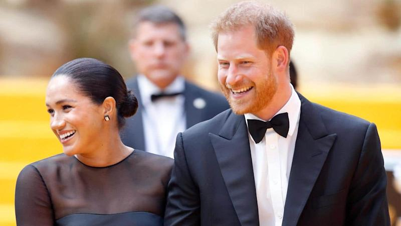 Harry, Meghan strike multi-year content production deal with Netflix