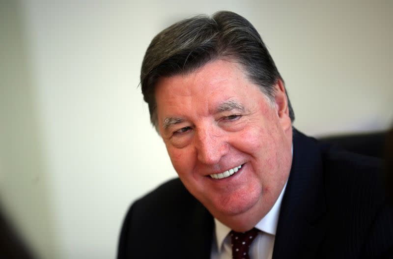 British engineer Babcock's Archie Bethel to retire as CEO