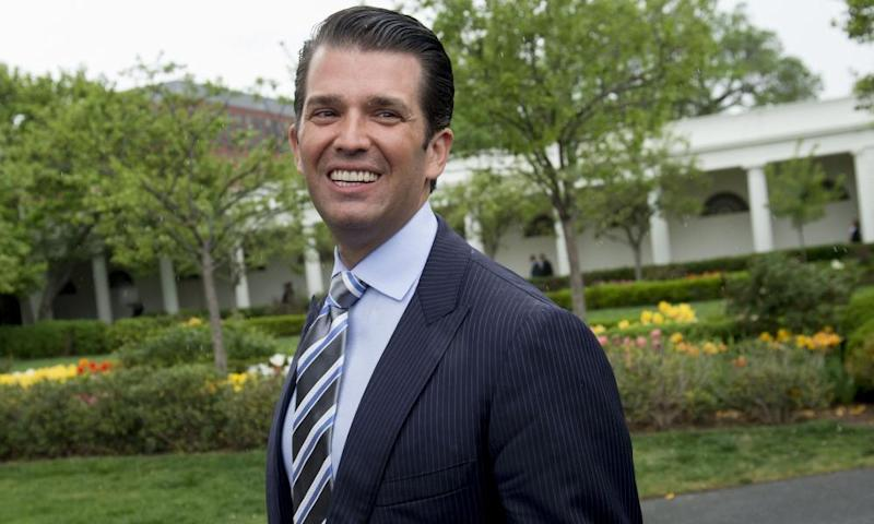 A lawyer said Trump Jr had worked cooperatively with congressional committee investigations into Russian interference in the 2016 election.