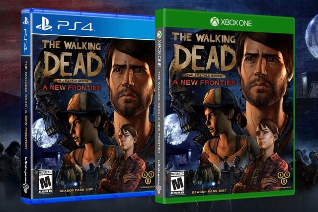 telltale walking dead new frontier december walkingdeadnewfrontier