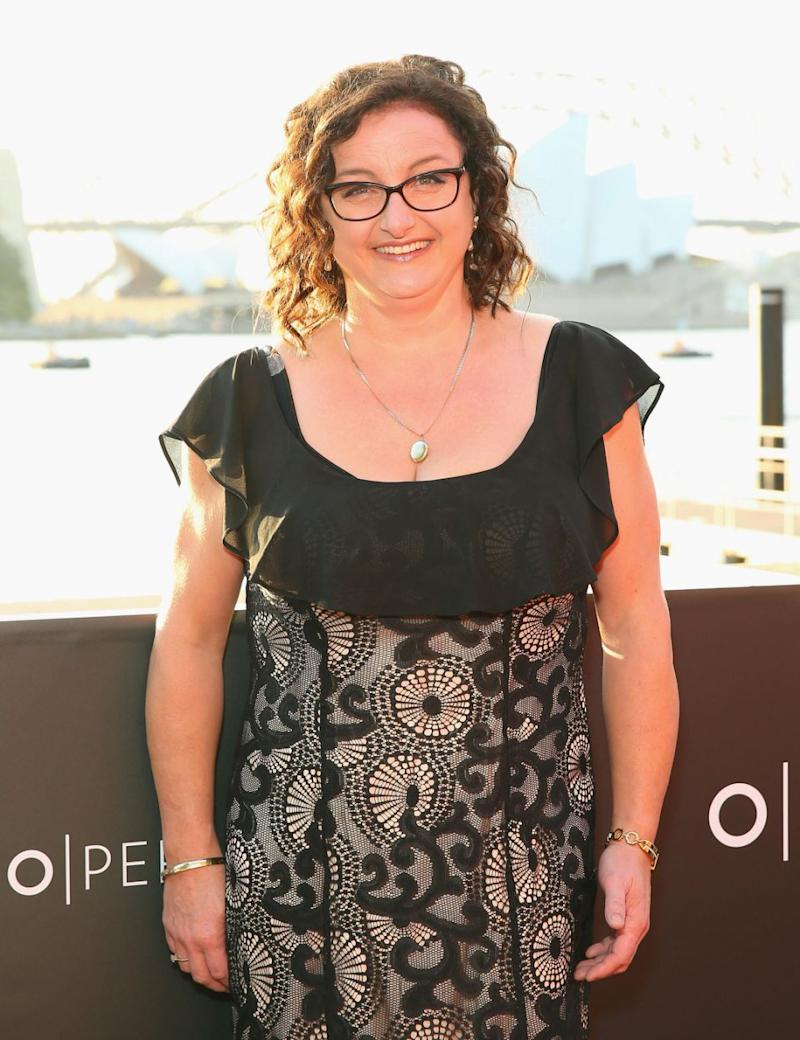 MasterChef winner Julie Goodwin has been charged with mid-range drink driving after failing a breath test conducted by police in North Gosford on Thursday night. Source: Getty