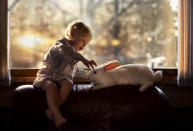 """<div class=""""caption-credit"""">Photo by: Elena Shumilova/Caters News</div><b>Untitled</b> <br> October, 2013 <p> <b>Also on Shine:</b> <br> <a rel=""""nofollow noopener"""" href=""""http://yhoo.it/19A0W5c"""" target=""""_blank"""" data-ylk=""""slk:Street Photographer Captures New York City Romance Over"""" class=""""link rapid-noclick-resp"""">Street Photographer Captures New York City Romance Over</a> </p> <p> <a rel=""""nofollow noopener"""" href=""""http://yhoo.it/1cA8Uxm"""" target=""""_blank"""" data-ylk=""""slk:Underwater Baby 2: Swimming Babies! Amazing Pix of Aquatic Tots Make Major Waves"""" class=""""link rapid-noclick-resp"""">Underwater Baby 2: Swimming Babies! Amazing Pix of Aquatic Tots Make Major Waves</a> </p> <p> <a rel=""""nofollow noopener"""" href=""""http://yhoo.it/1dl9s5U"""" target=""""_blank"""" data-ylk=""""slk:Toddler Steps in for Late Mother in Touching Photo Series"""" class=""""link rapid-noclick-resp"""">Toddler Steps in for Late Mother in Touching Photo Series</a> </p>"""