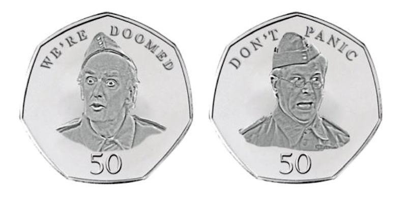 <p>Remainers were quick to poke fun at the move with their own interpretations of the new coin.</p>