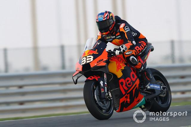 """Brad Binder - 24 anos e 7 meses <span class=""""copyright"""">Gold and Goose / Motorsport Images</span>"""