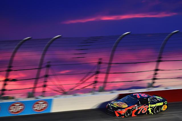 The sun is setting on Furniture Row Racing. (Getty Images)