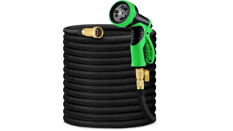 This hose is a must-have for frequent gardeners.