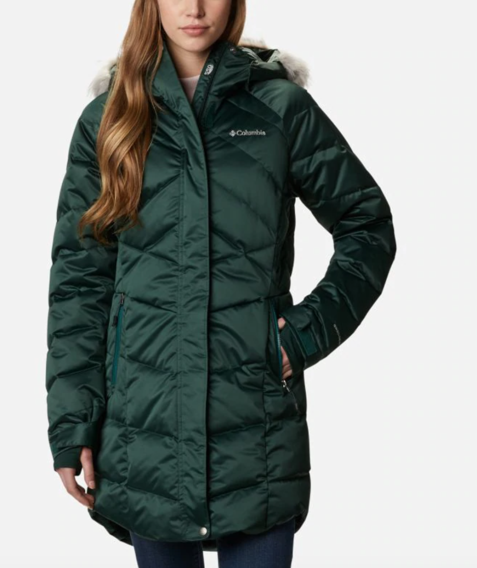 Lay D Down™ II Mid Jacket by Columbia.