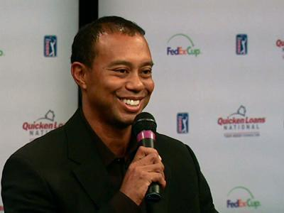 Tiger Woods running out of time to break Jack Nicklaus' record of 18 majors