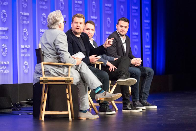 James Corden on the Bit He'd Love to Do With Donald Trump
