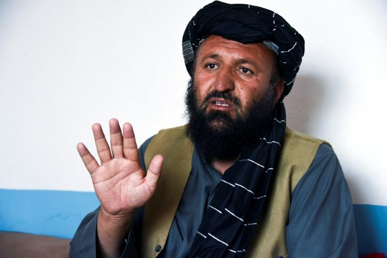Mohammad Manzoor Hussaini, who previously fought for the Taliban, said he wants peace in Afghanistan based on 'Islamic values'
