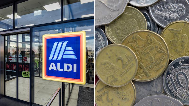 An ALDI customer said the store refused to allow her to pay in coins, citing a store policy.