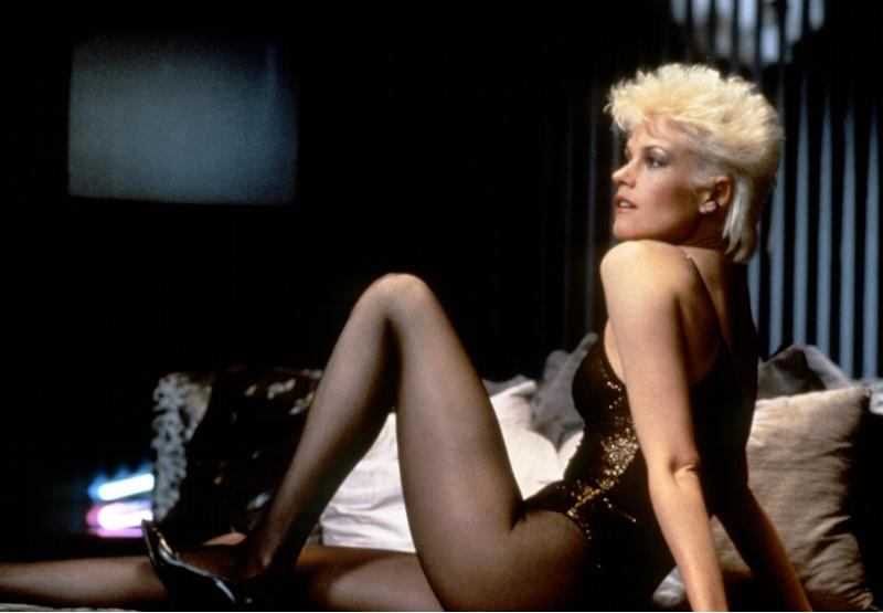 "Melanie Griffith in ""Body Double."" (Photo: Sunset Boulevard via Getty Images)"