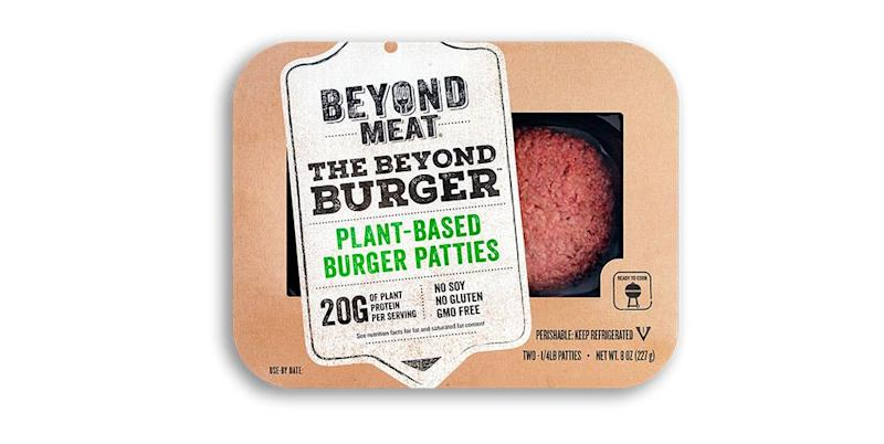 Photo credit: Courtesy of Beyond Meat
