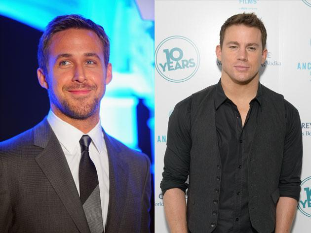 """4. """"Sexiest Man Alive"""" backlash Last year it was Bradley Cooper, and this year it was Channing Tatum. Both years Ryan Gosling was robbed -- at least, according to angry fans who protested the choice for People magazine's """"Sexiest Man Alive."""" It proved that Goslings following hasn't shrunk a bit since 2011's epic debate. On the bright side, Gosling and Cooper seemed to have put it all behind them , so here's hoping we see a similar burying of the hatchet between Gosling and Tatum in 2013."""
