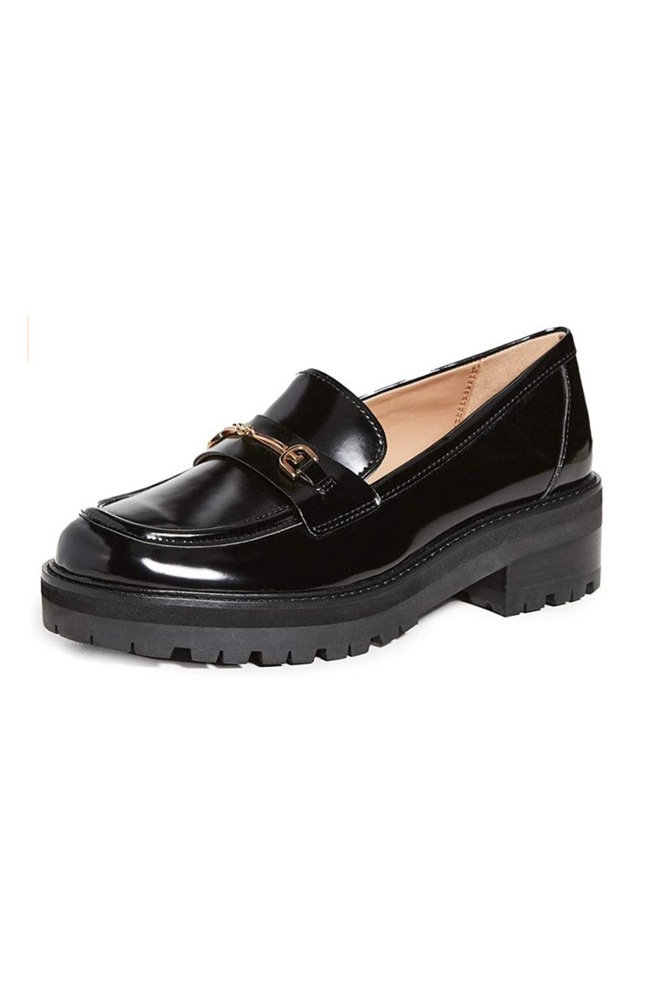 """<p><strong>Sam Edelman</strong></p><p>amazon.com</p><p><strong>$250.63</strong></p><p><a href=""""https://www.amazon.com/dp/B089ZYQDX2?tag=syn-yahoo-20&ascsubtag=%5Bartid%7C10058.g.34480122%5Bsrc%7Cyahoo-us"""" rel=""""nofollow noopener"""" target=""""_blank"""" data-ylk=""""slk:SHOP IT"""" class=""""link rapid-noclick-resp"""">SHOP IT</a></p><p>Everyone needs a pair of loafers in their closet and this one has a classic preppy style that can be dressed up with tights or simple wool socks. Pair this with the pink blazer and she'll be an unstoppable force in fashion.</p>"""