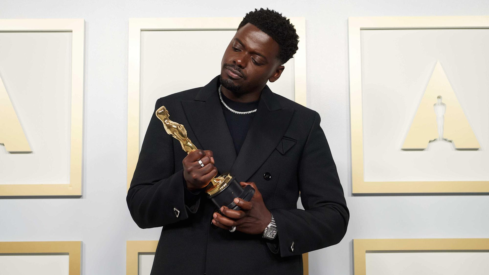 Daniel Kaluuya's historic Oscars win 'will mean so much to so many'
