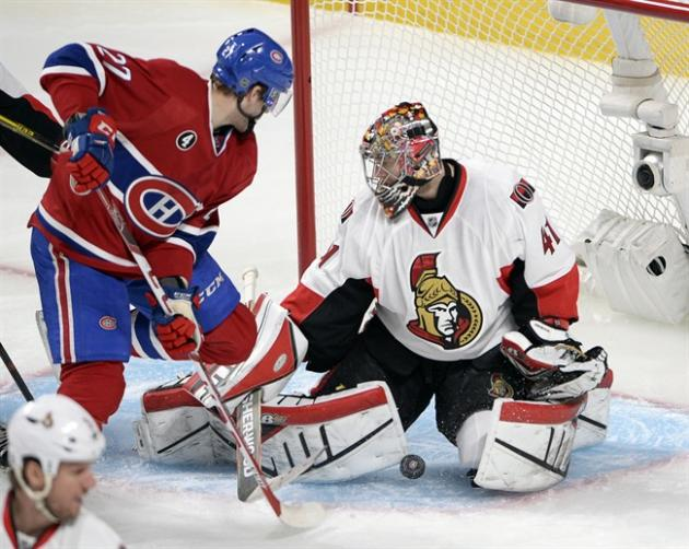 All-Canadian showdowns are helping Rogers in its war with TSN. THE CANADIAN PRESS/Ryan Remiorz