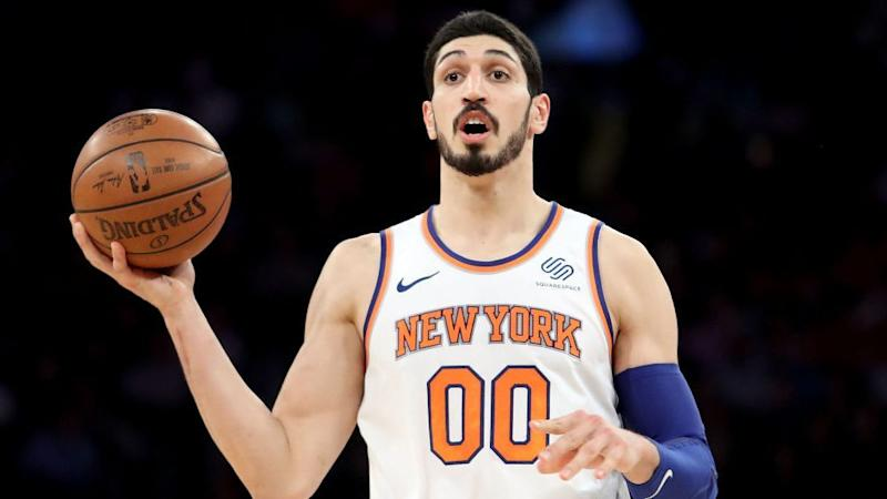 Enes Kanter could be about to leave the New York Knicks