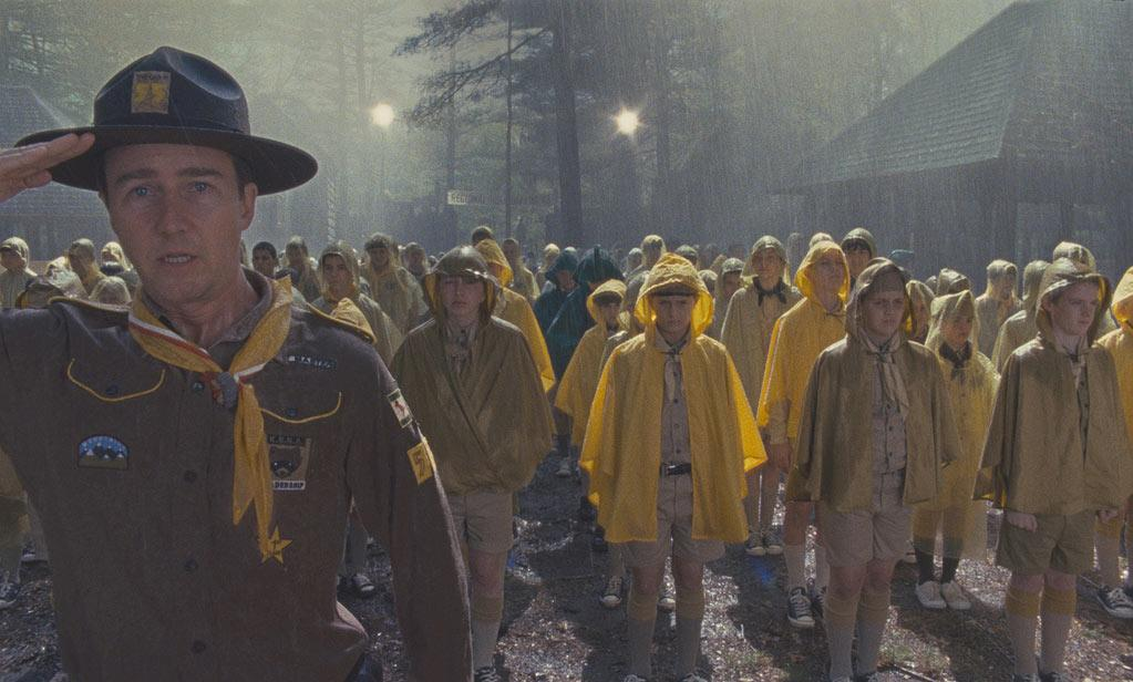 "Edward Norton in Focus Features' ""Moonrise Kingdom"" - 2012"
