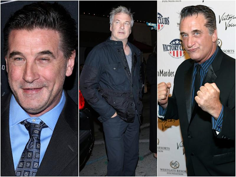 Billy, Alec, Daniel Baldwin