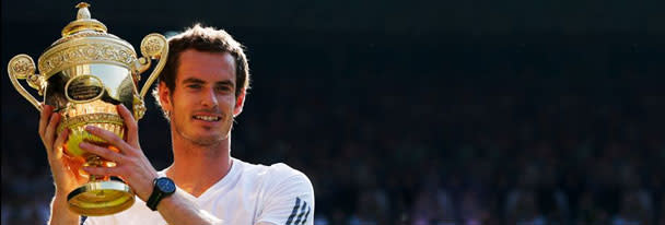 Man of the Moment - Andy Murray