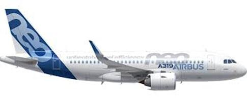 File picture of an Airbus A319neo aircraft.