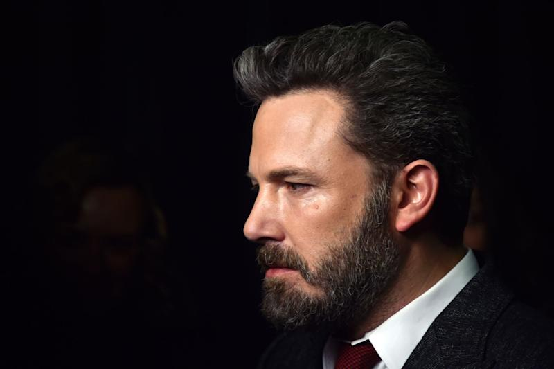 Ben Affleck Completed Rehab Treatment for Alcohol Addiction: 'There Is No Shame in Getting Help'