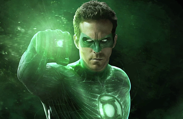 Ryan Reynolds as Green Lantern (Photo: Warner Bros.)