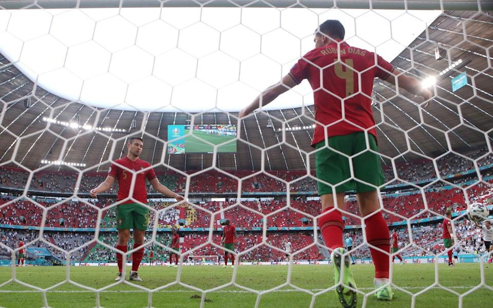 Inquest after second Portugal own goal - GETTY IMAGES
