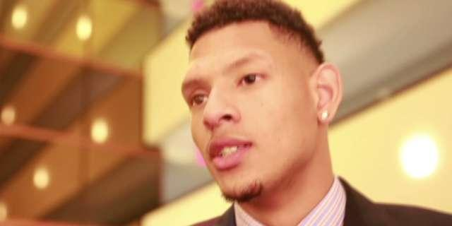 Adam Silver selects former prospect Isaiah Austin in the coolest moment of the 2014 NBA draft (Video)