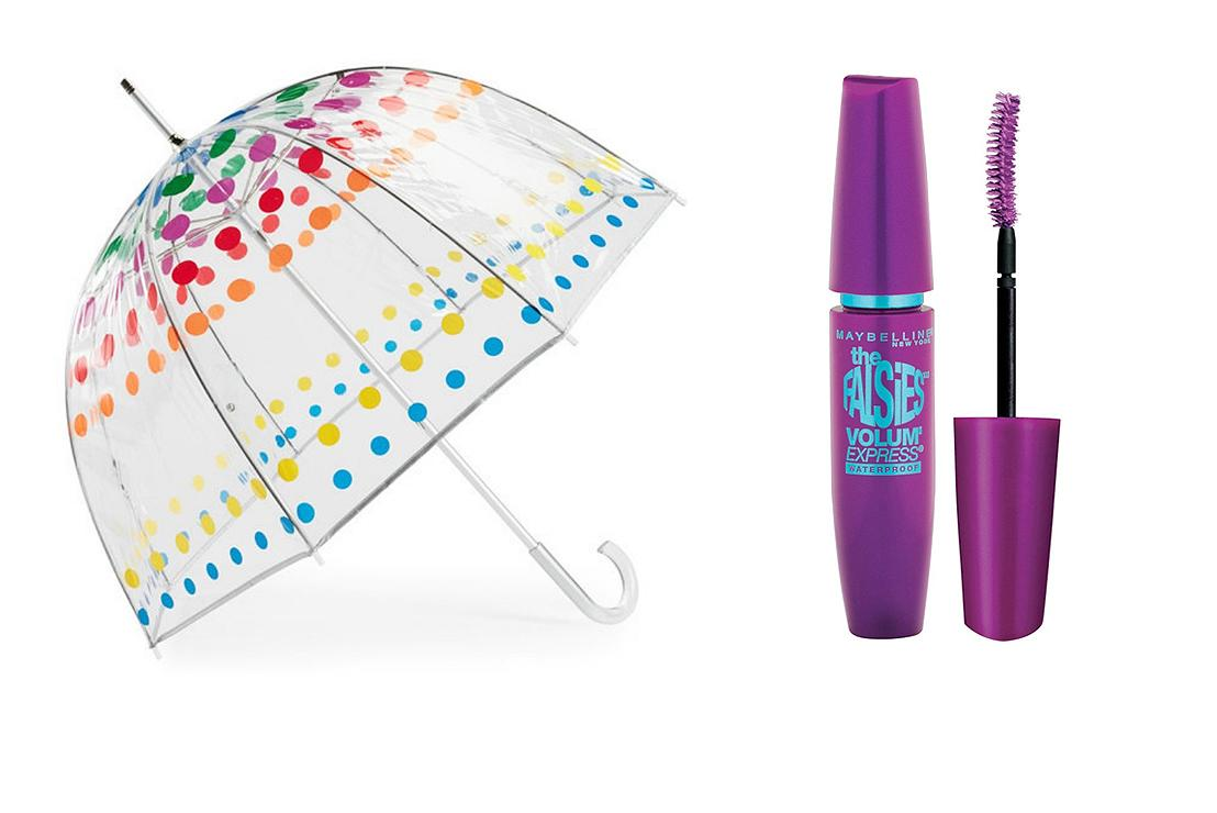 "They say ""April showers bring May flowers,"" and while the promise of warmer weather ahead should be enough to tide us over, there's still a long dark and stormy month standing between us and those glorious blossoms. So to help you make it through, we've rounded up some of the best waterproof products that will keep you dry from head to toe, even in the midst of a rainstorm of Noah's Ark proportions."