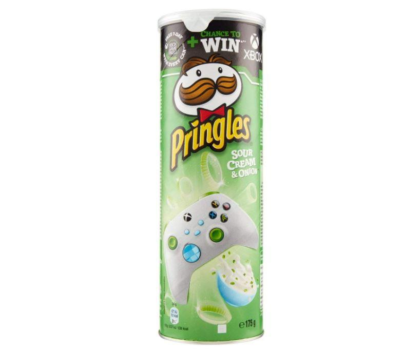 Pringles Pringles Sour Cream & Onion