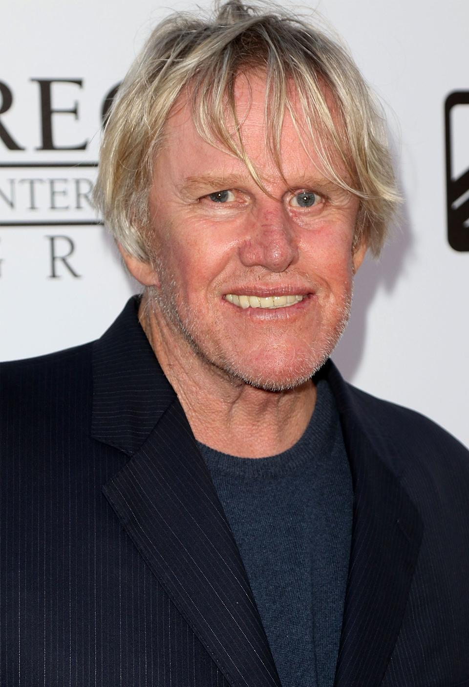 Gary Busey isn't going to let a little thing like the fact he has an actual Oscar(!!!) stand in his way of appearing on as many reality shows as possible.<br /><br />After becoming the first and only American to ever win Celebrity Big Brother, he went on to appear on the US version of Strictly, Dancing With The Stars, where he made... well... an impression. Let's just leave that there, yeah?<br /><br />He also appeared in the celebrity version of The Apprentice, and Celebrity Rehab.