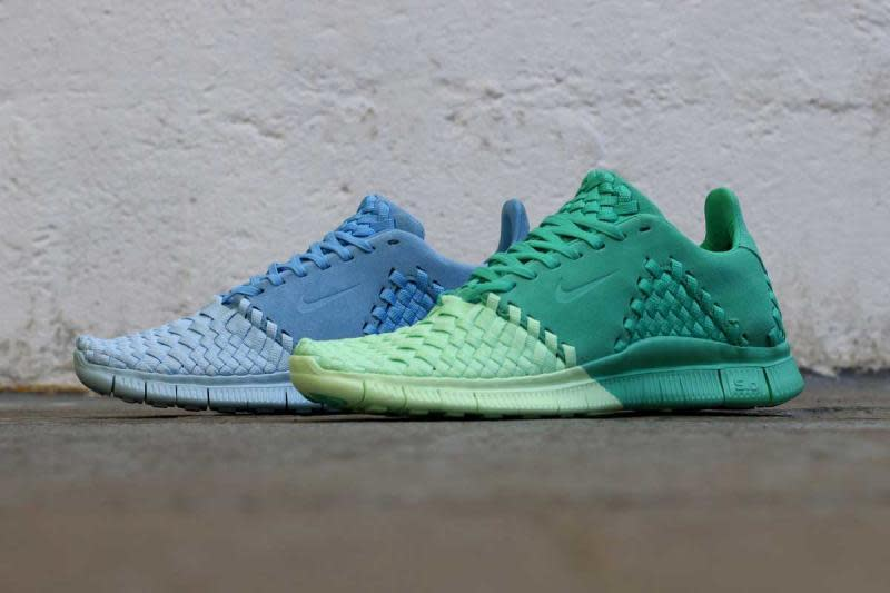 The Nike Free Inneva Woven II Goes Pastel for the End of Summer