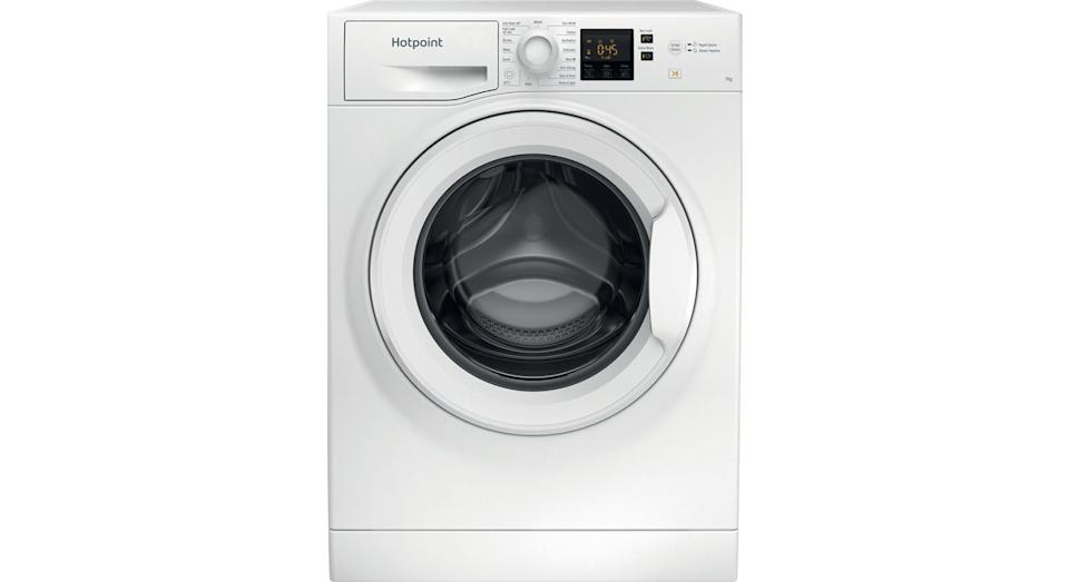 HOTPOINT NSWR 742U WK UK N 7 kg 1400 Spin Washing Machine