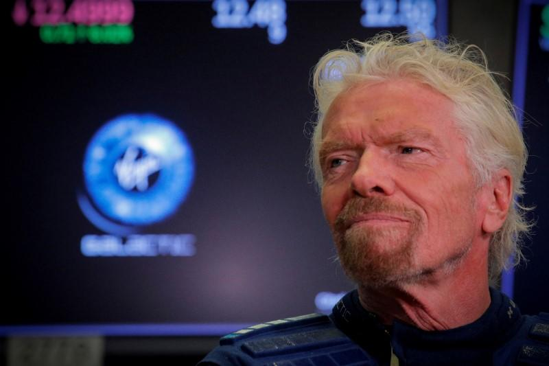 Virgin companies to invest $250 million to save jobs after virus outbreak - Branson