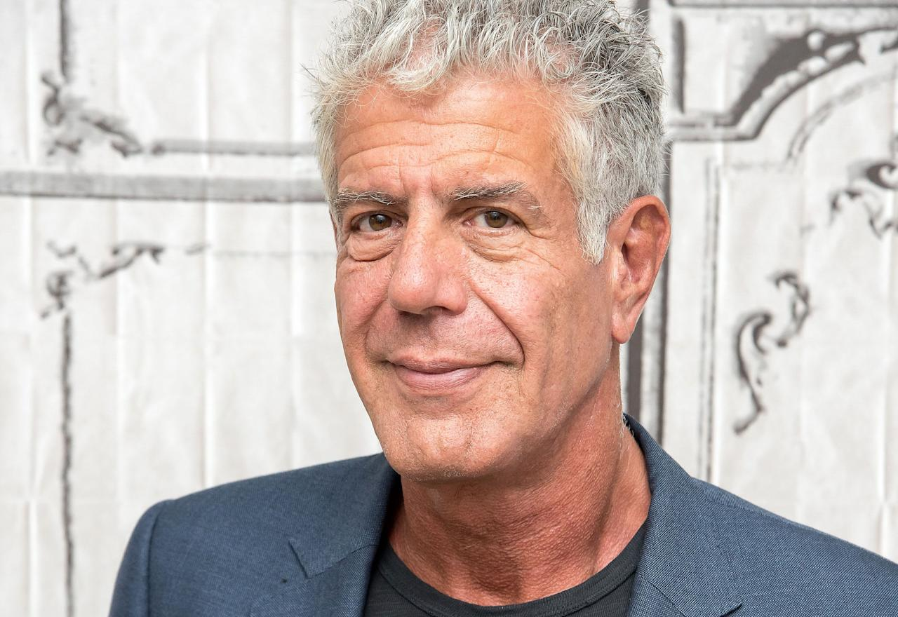 "<p>Anthony Bourdain wasn't like most <a href=""/restaurants/g4114/where-are-these-food-network-stars-now/"" target=""_blank"">celebrity chefs</a> and food personalities, with their neat and tidy studio kitchens. Sure, he had plenty of tips on <a href=""/food-news/a52287/cooking-steak-anthony-bourdain/"" target=""_blank"">how to cook a perfect steak</a>, but he also traveled to the far corners of the world, fearlessly sampling out-there dishes with locals, <a href=""http://www.esquire.com/food-drink/food/q-and-a/a48602/anthony-bourdain-barack-obama-cookbook/"" target=""_blank"">President Obama</a>, and everyone in between. His <a href=""https://www.delish.com/food-news/a21229440/anthony-bourdain-dead/"" target=""_blank"">sudden death</a> <a href=""https://www.delish.com/food-news/a21233621/anthony-bourdain-died-celebrity-reactions/"" target=""_blank"">left fans and fellow chefs</a> stunned. Here's a look back on things you may not have known about the inimitable chef.</p>"