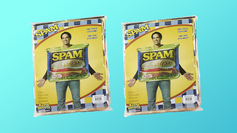 Spam Is Selling Costumes So You Can Finally Be Meat for Halloween