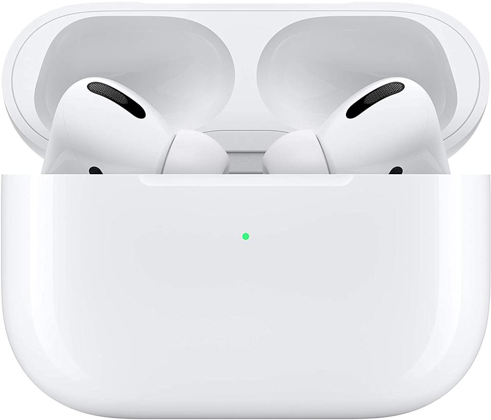 Apple AirPods Pro - on sale now for Black Friday through Amazon, $268 (originally $329).